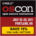 Open Source Convention OSCON 2011